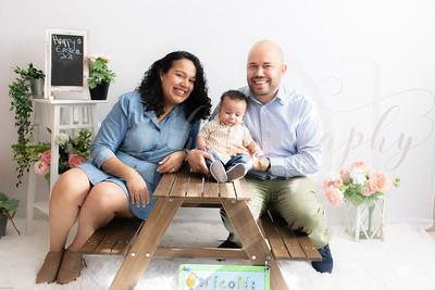 Pichardo Family Easter