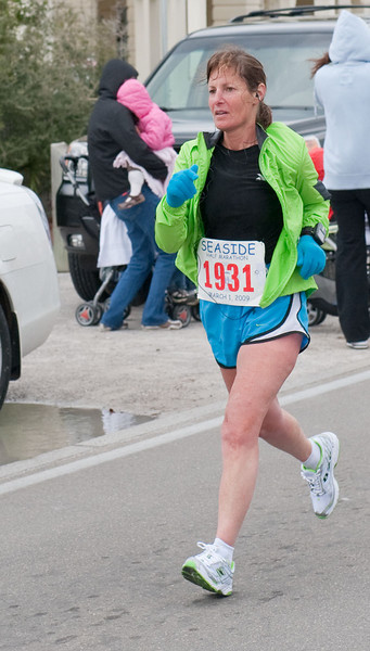 Seaside Half Marathon 2009