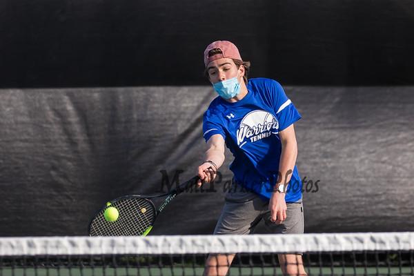 2021-5-7 WHS Boys Tennis vs Portsmouth