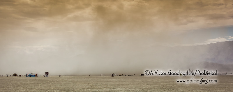 The dust storms really kick up.