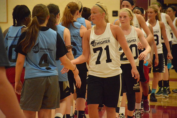 Reaching Higher 2016 - Girls Basketball - 7.25.2016