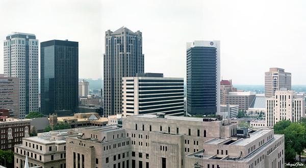 Birmingham Panoramas circa 1991
