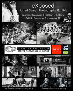eXposed Exhibit Poster