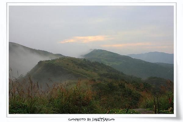 20081116 草嶺古道 桃源谷