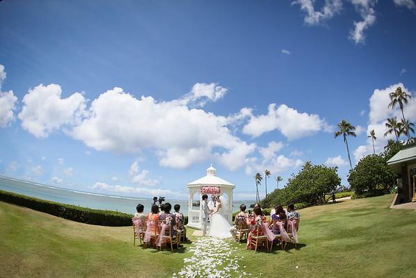 Wedding @ Kahala