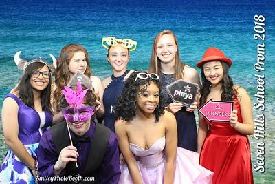 7 Hills School Prom 2018
