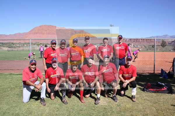 Softball Men Week 2