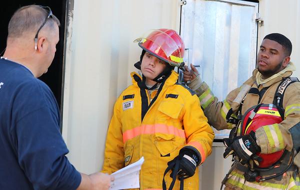 CATEC Firefighting 2016
