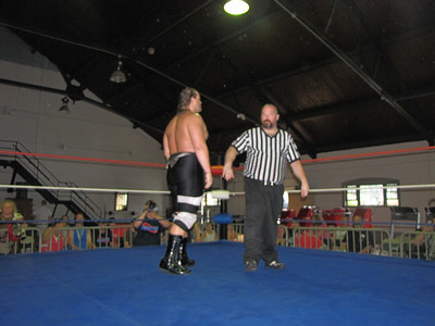 New England Championship Wrestling TV Taping  August 8, 2010