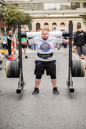 Worlds Strongest Man - 1,013 lb Yoke