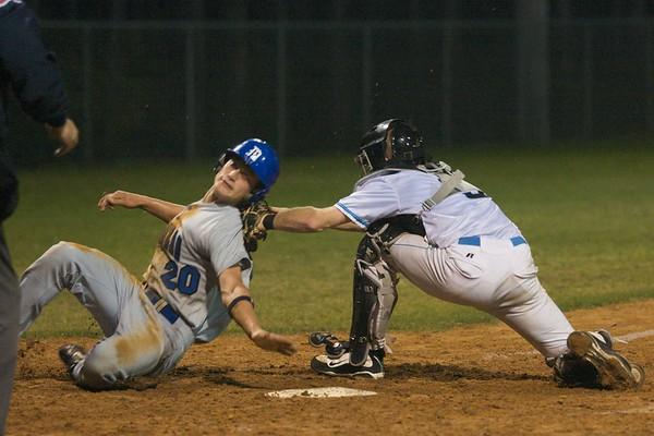 Ponte Vedra Baseball vs Matanzas 3-27-09