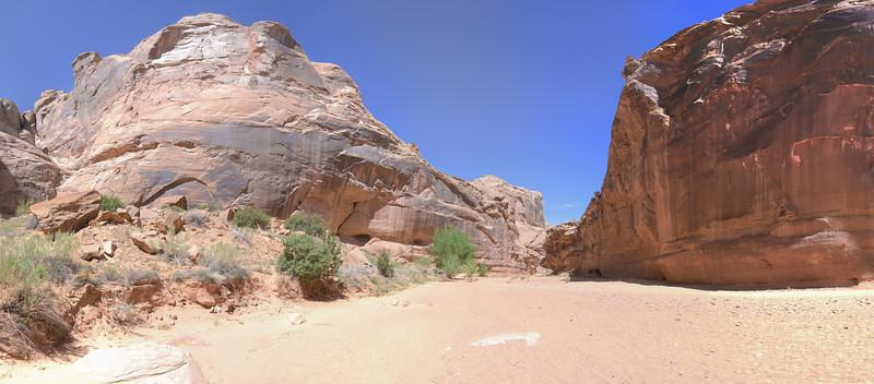 Horseshoe Canyon Canyonlands