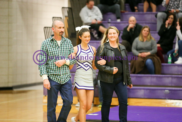 2016 02 23 RHS CHEERLEADERS SENIOR NIGHT