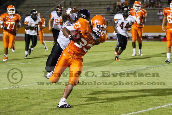 Boone JV Football #23 - 2012
