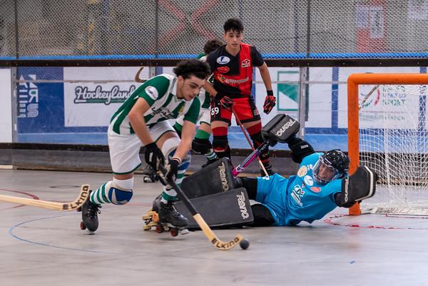 AFP Giovinazzo vs Hockey Sarzana