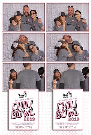 7th Annual Love is Bald Chili Bowl