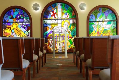 Tucker Student Center Chapel