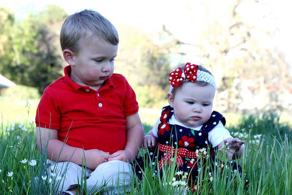 Brett & Abigail