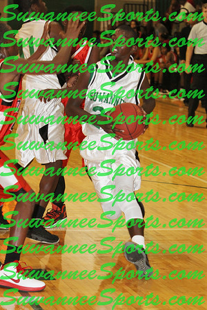 Suwannee High School Basketball 2013-14 Boys