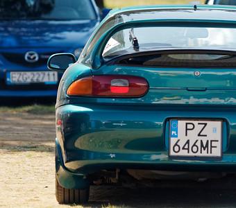 Zlot Mazdaspeed
