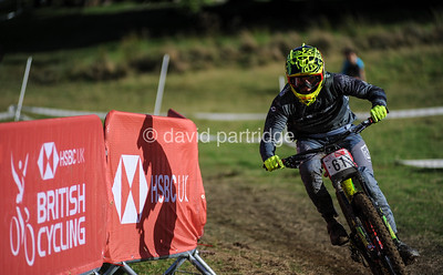 HSBC UK National Downhill Series Round 4, Rhyd-Y-Felin