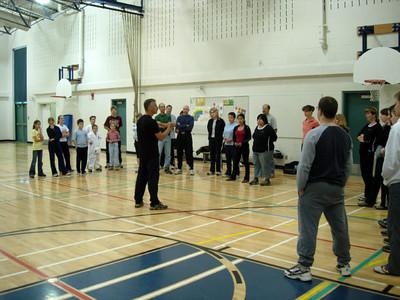 Self Defense Clinics