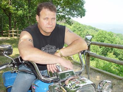 Terry Yates - Road Rash Kickin' Dude - July 2002
