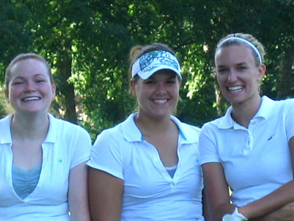 SNHS Girls Golf Miscellaneous 2008