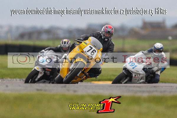 Pre-Injection Wirral 100 Anglesey Oct 2017