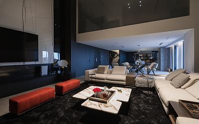 Duplex T Place- Inhouse Design Studio
