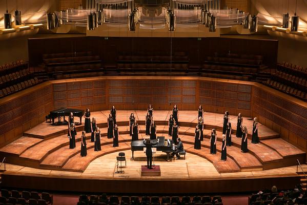 Harvard Westlake Middle School Vocal Ensemble