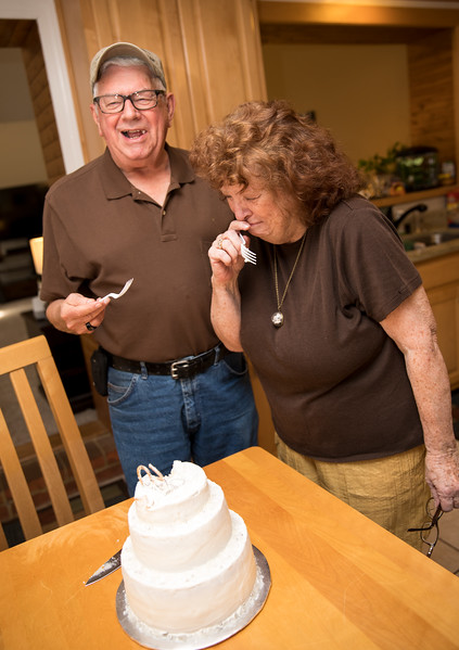 Mam and Badge laughing with Cake.jpg