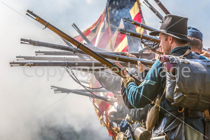 Civil War Battle of Pilot Knob #3