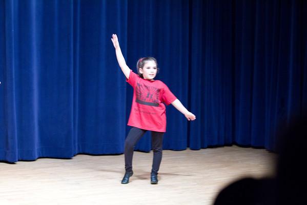 Hailey's Dance Recital 11/12/2011