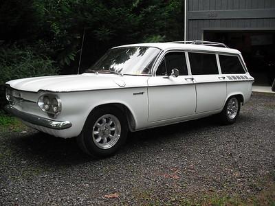 1961 Corvair Lakewood