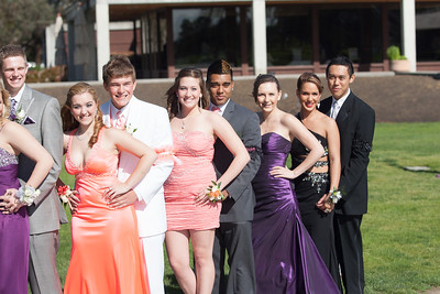 Livermore HS Prom 2012
