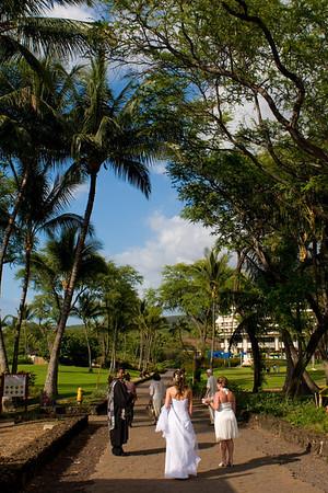Maui Hawaii Wedding Photography for Ellis 03.27.08