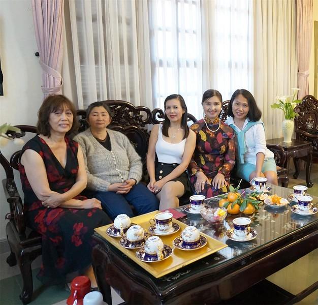 Hoài An, Song Kim, HMS, Cô Liễu, Hồ Thị Minh