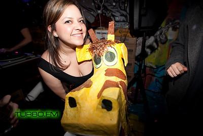 Puro Party @ El Camino 5-14-10
