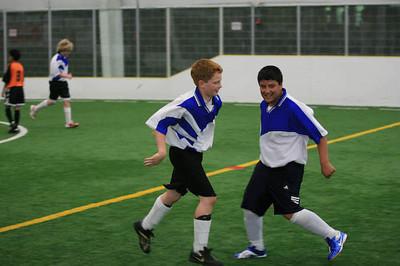 Indoor Soccer - G1