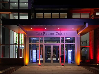 The Revers Center Dedication