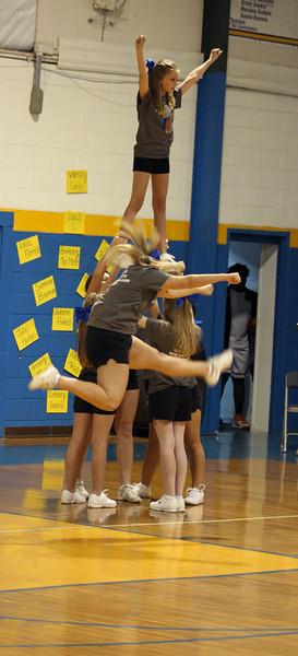 2014-2015 Cheerleading
