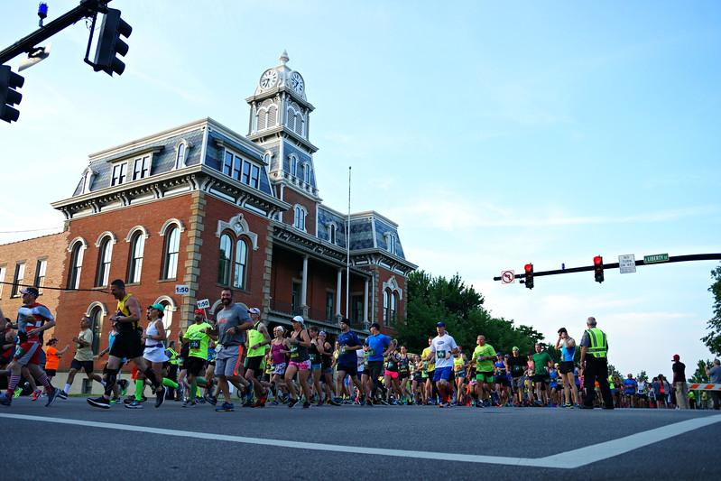 2016 Medina Half Marathon & 5K