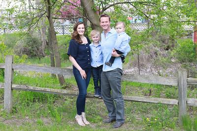 Brooks Family- May 2019