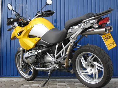 R1200GS Exhaust & Exhaust Mods