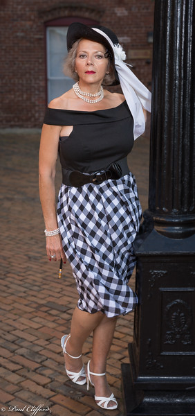 Pin Up Shoot - Ybor City