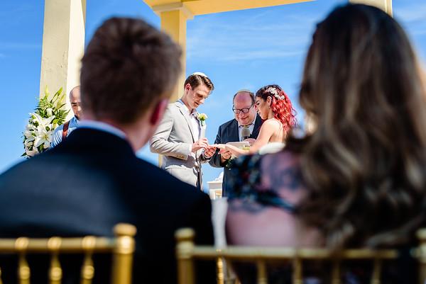 Riu Los Cabos wedding