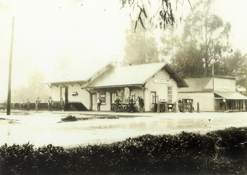 Vineburg Depot
