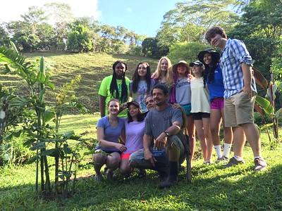 2016 Kent Denver Costa Rica Program