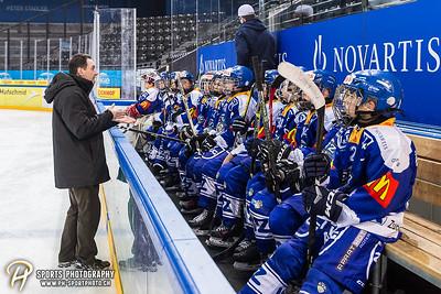 EVZ Moskito B - HC Luzern